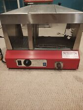 Star Manufacturing Hot Dog & Bun Steamer 35S Counter Top Commercial Warmer