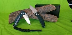 "Angry Anchor Knife & Tool AAKT ""Spec Recon"" Green G10 with CTS-XHP made in USA"