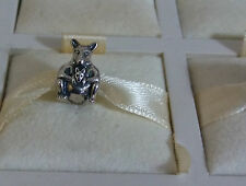 New Authentic Pandora Charm 790534 Kangaroo w/ Baby Box Included