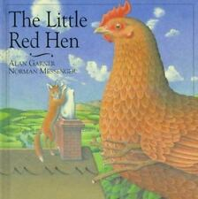 The Little Red Hen (Nursery Classics)-ExLibrary