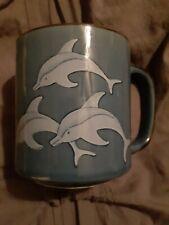 Blue Dolphin Coffee Mug