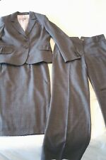 JIGSAW wool suit (jacket, skirt, trousers) 12/14. excellent condition