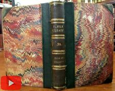 Holland Tour Netherlands Nederland 1831 illustrated leather book Murray 10 views