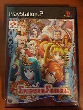 EPHEMERAL FANTASIA - PLAYSTATION 2 PS2 USATO