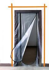 Meister 4170300, Porta/pellicola anti polvere con cerniera, 220 x 112 cm