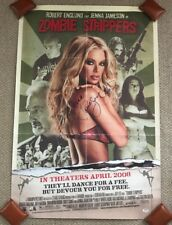JENNA JAMESON Signed ZOMBIE STRIPPERS 27x40 Movie POSTER PORN XXX Porn PSA/DNA