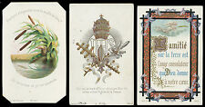 lotto santini-holy cards lot-lot images pieuses-konvolut heiligenbildichen 2537