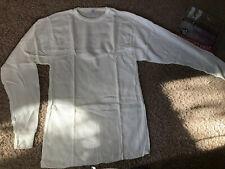 Pack of 3 Jon Lauren Mens Ecru Thermal Pants