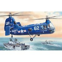 Amodel 72136 - 1/72 HUP-1/HUP-2 USAF Helicopter, scale plastic model kit