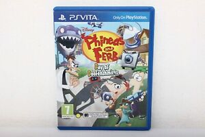 Phineas and Ferb Days of Doofenshmirtz - PS Vita Game - PAL