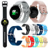 Silicone Strap 20mm Replacement Watch Band For Samsung Galaxy Watch Active 42mm