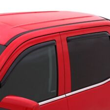 For Jeep Grand Cherokee 11-18 Window Deflectors In-Channel Ventvisor Smoke Front