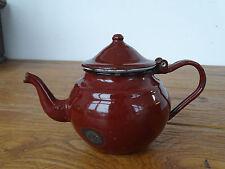 N8794 Email Teekännchen - EMAILLE - KANNE - Kaffeekännchen