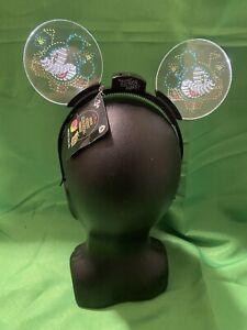 Disney Parks Main Street Electrical Parade Animated Glow Headband Light Up Ears