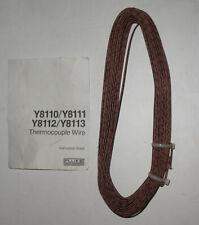 100 feet Type J thermocouple wire, Fluke / Omega Y8110