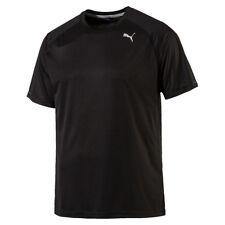 Hauts et maillots de fitness noir PUMA pour homme