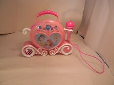 Disney Princess MP3 Player Pink Carriage with Microphone DP 160 Kid Design