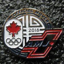 2018 PyeongChang Olympic AMJ COC Official Mover Pin