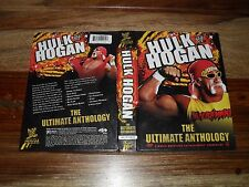 WWE - Hulk Hogan: The Ultimate Anthology (DVD, 2006)