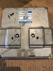 USED OEM 2000 SUZUKI ESTEEM 33920-62GP0 ENGINE COMPUTER