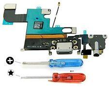 Original Iphone 6 Dock Connector USB Charge Port Flex Gold Microphone Audiojack