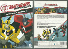 COFFRET 4 DVD - TRANSFORMERS : ROBOTS IN DISGUISE DESSIN ANIME NEUF EMBALLE NEW