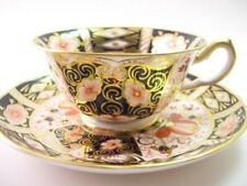 1912s. Antique Royal Crown Derby Imari   Cup and  Saucer , pattern 2451
