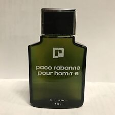 Paco Rabanne Pour Homme for Men 3.3 / 3.4 oz 100 ml EDT Cologne NEW TESTER