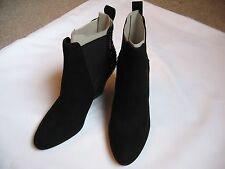 Clarks Black Suede  Ankle boot New