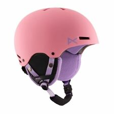 ANON  YOUTH RIME SNOW HELMET PINK SIZE S/M 48-51CM
