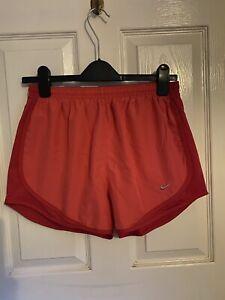 Ladies Nike Dri-fit Running Shorts Size M