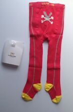No Added Sugar Bright Pink Baby Tights Size 18-24 Months