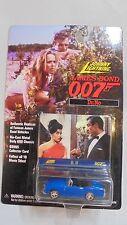 Johnny Lightnig James Bond 007 Dr. No '67 Sunbeam Alpine blue 1:64 scale MIB