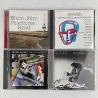 Cd Lot Of 4 Elton John Billy Joel Robert Palmer