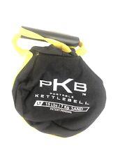 PKB PORTABLE KETTLEBELLS: The Original Sandbag Kettlebell - Crossfit, Travel SM