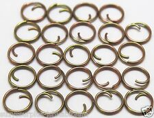 small mil-spec 7/16in 13mm zinc button rings fasteners no sew lot of 24 B115
