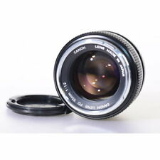 Canon FD 55mm F/1.2 - LICHTSTARK - FD 1,2/55 Standardobjektiv