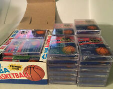 ( 1 ) 1986 FLEER BASKETBALL WAX PACK FROM A FULL BOX MICHAEL JORDAN RC ?