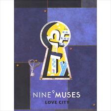 Nine Muses - Muses Diary Part.3 : Love City CD Repakage Mini Album Import Sealed