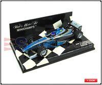 New MInichamps 1/43 BAR 01 Supertec J.Villeneuve 1999 Test Car Die cast PMA