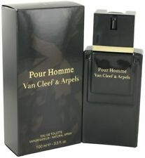 Pour Homme Van Cleef & Arpels 3.3 3.4 Oz 100ml EDT Spray For Men