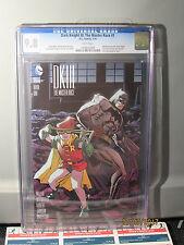 Dark Knight III The Master Race #1 (1:25) Kubert & Janson Variant Cover CGC 9.8