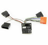 Autoradio Radio Adapter Kabel ISO Quadlock für Audi RNS-E Navigation A3 A4 A6 TT