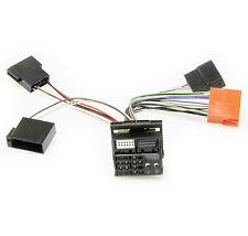 AUDI RNS-E Navigazione a3 a4 a6 TT autoradio adattatore radio ISO Quadlock Plug & Play