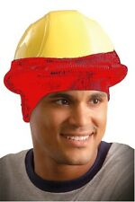 Occunomix Knitted Tube Standard Liner for Hard Hat - Red