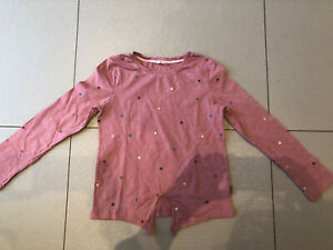 Girls Fat Face Long Sleeved T-Shirt Age 10-11 Years