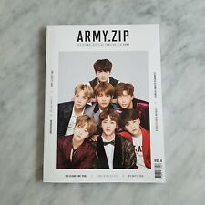 BTS Global Official Fanclub ARMY 4th term Membership ARMY : ARMY.ZIP BOOK