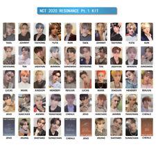 Kpop NCT 2020 RESONANCE Pt.1 Kihno Version Photo Card Album Autograph Photocard