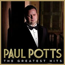 PAUL POTTS - THE GREATEST HITS: CD ALBUM (2013)