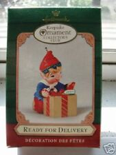 2001 Hallmark Ready for Delivery Collector's Club Bv$44